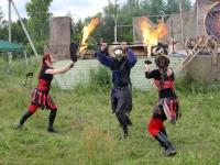 Княжья братчина в Славянской деревне