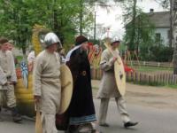 Юбилей п. Любытино